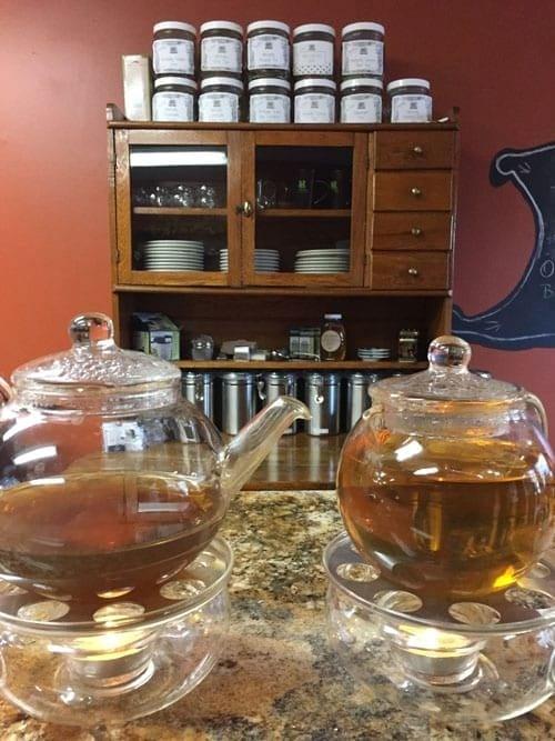 Exotic Teas