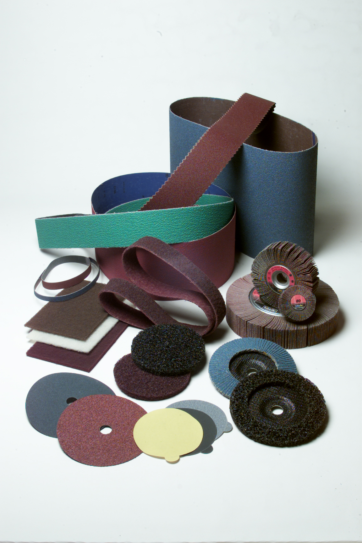 Abrasive Supplies from PAI
