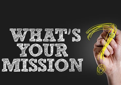 Whats Your Mission?