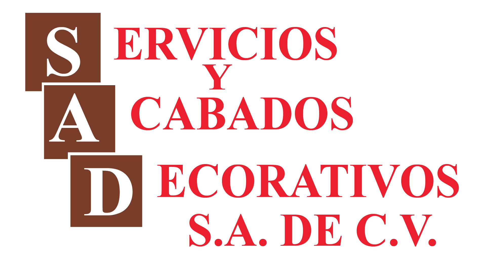 Servicios y Acabados Decorativos