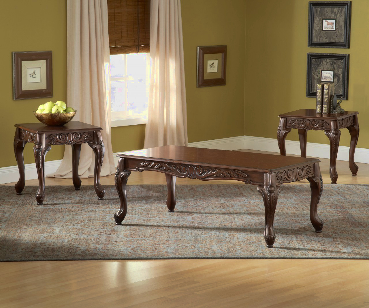 3177 3 Piece Table Set