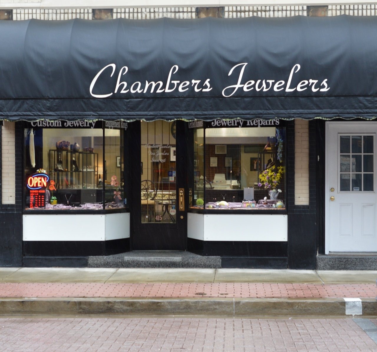 Chambers Jewelers Beckley Location
