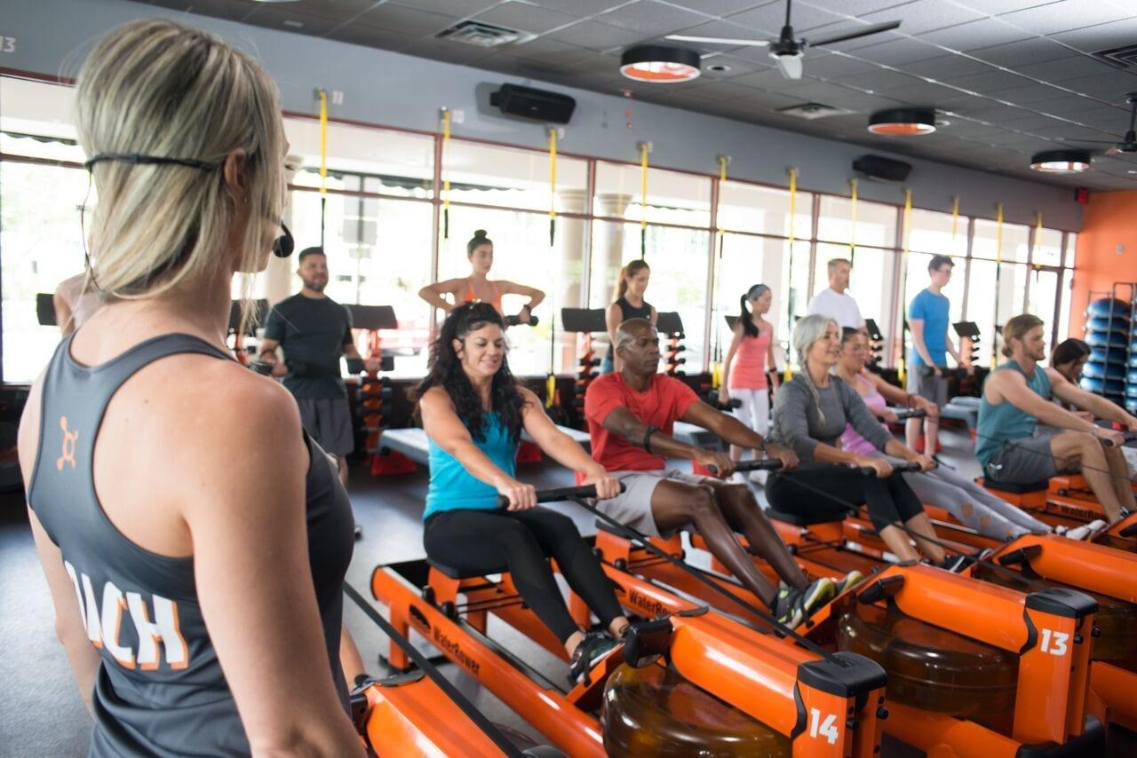 Orange Theory Fitness