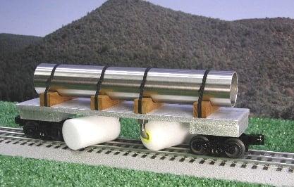 R&L Line's Track Scrubbing Car