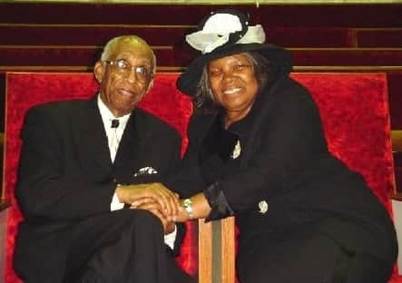 Apostle Robert L. Mitchell and Wife