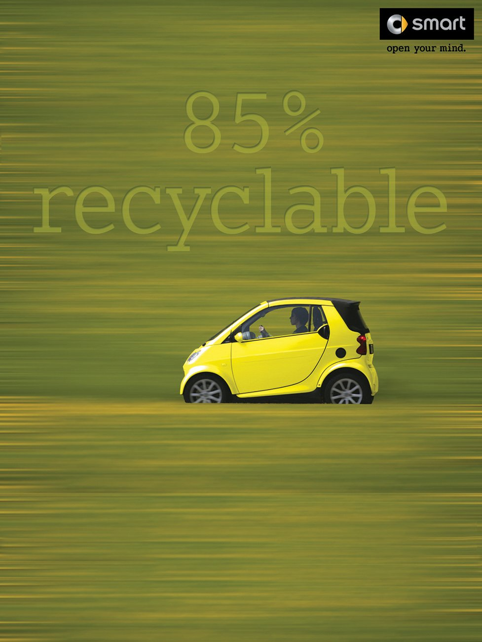 Smart Car Poster created for Beshoff MotorCars