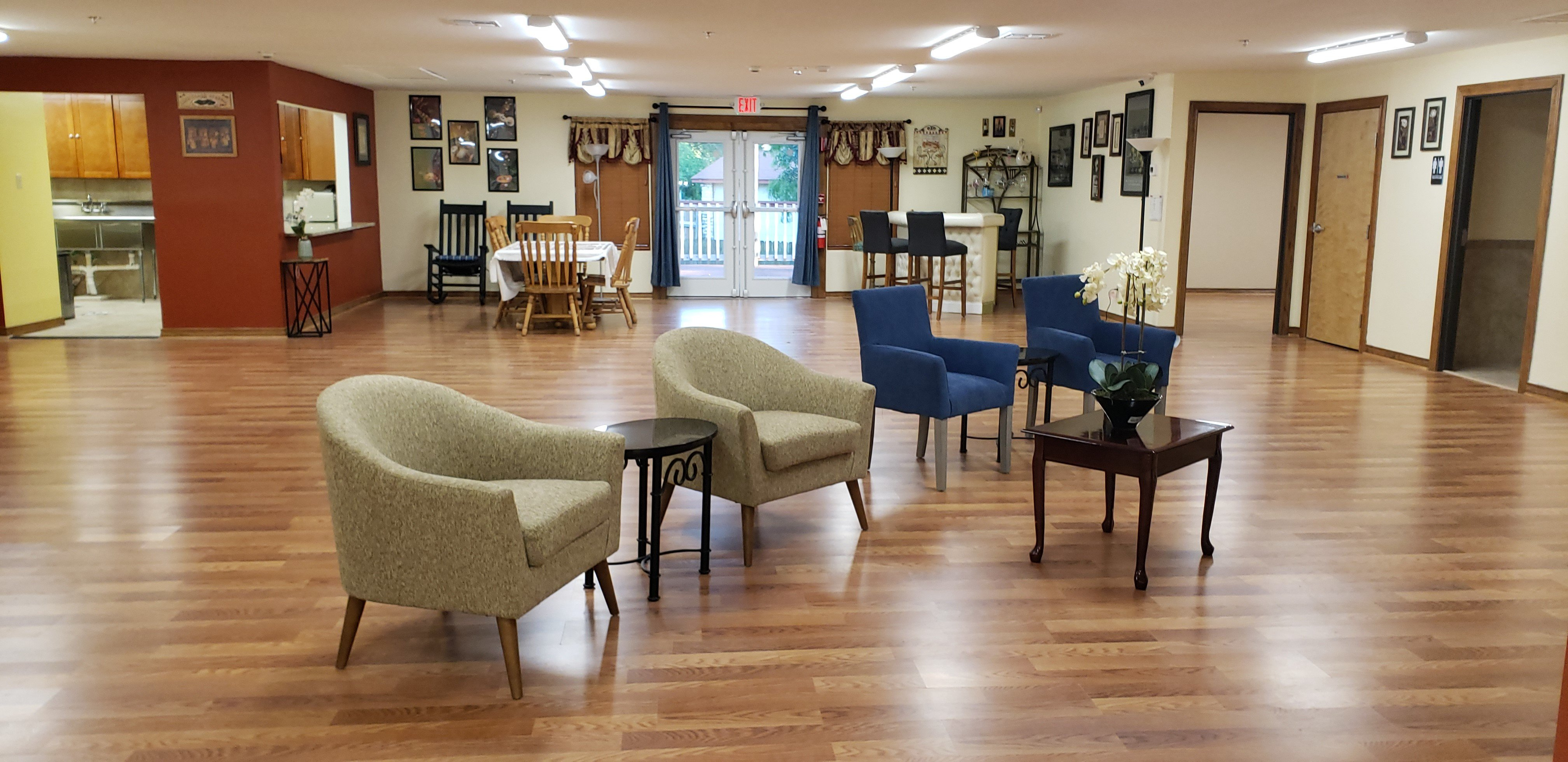 Senior Home Living Area 2