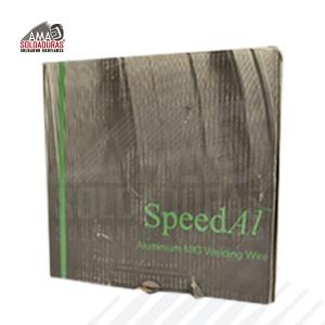 SPEEDAl 4043 MIG 1.2 mm PRESENTACION BOBINA DE 6.5 KG ALAMBRE SOLIDO DE ALUMINIO ER 4043