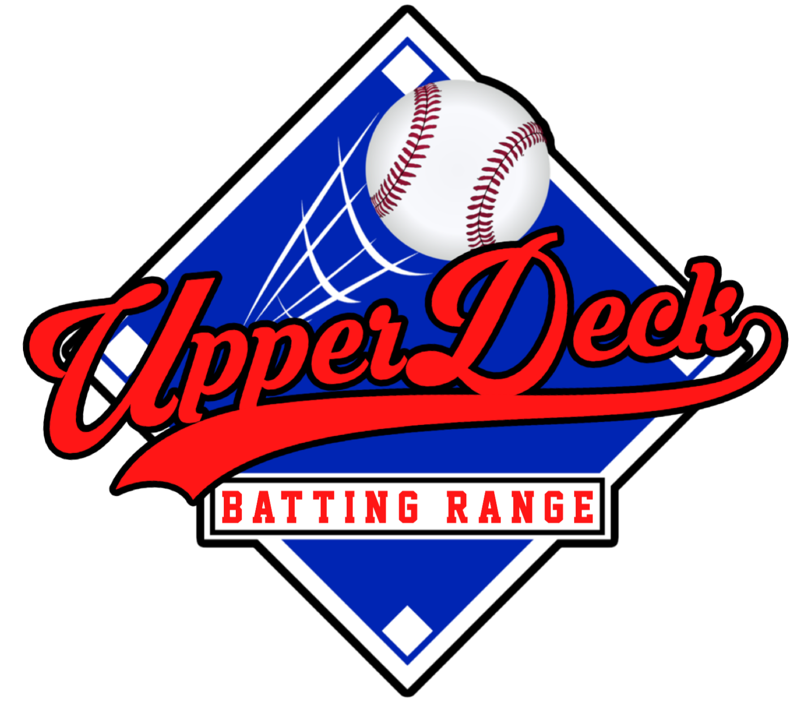 THE UPPERDECK BATTING RANGE