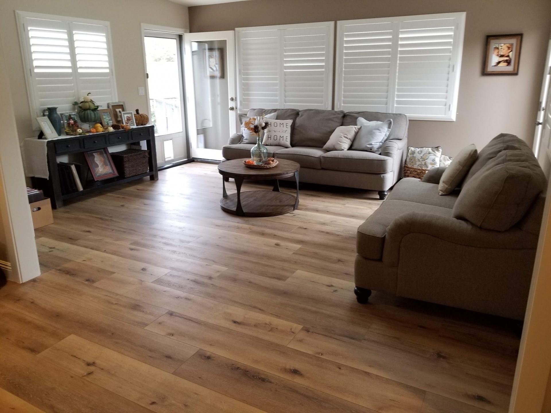 Waterproof Flooring by Nexxacore