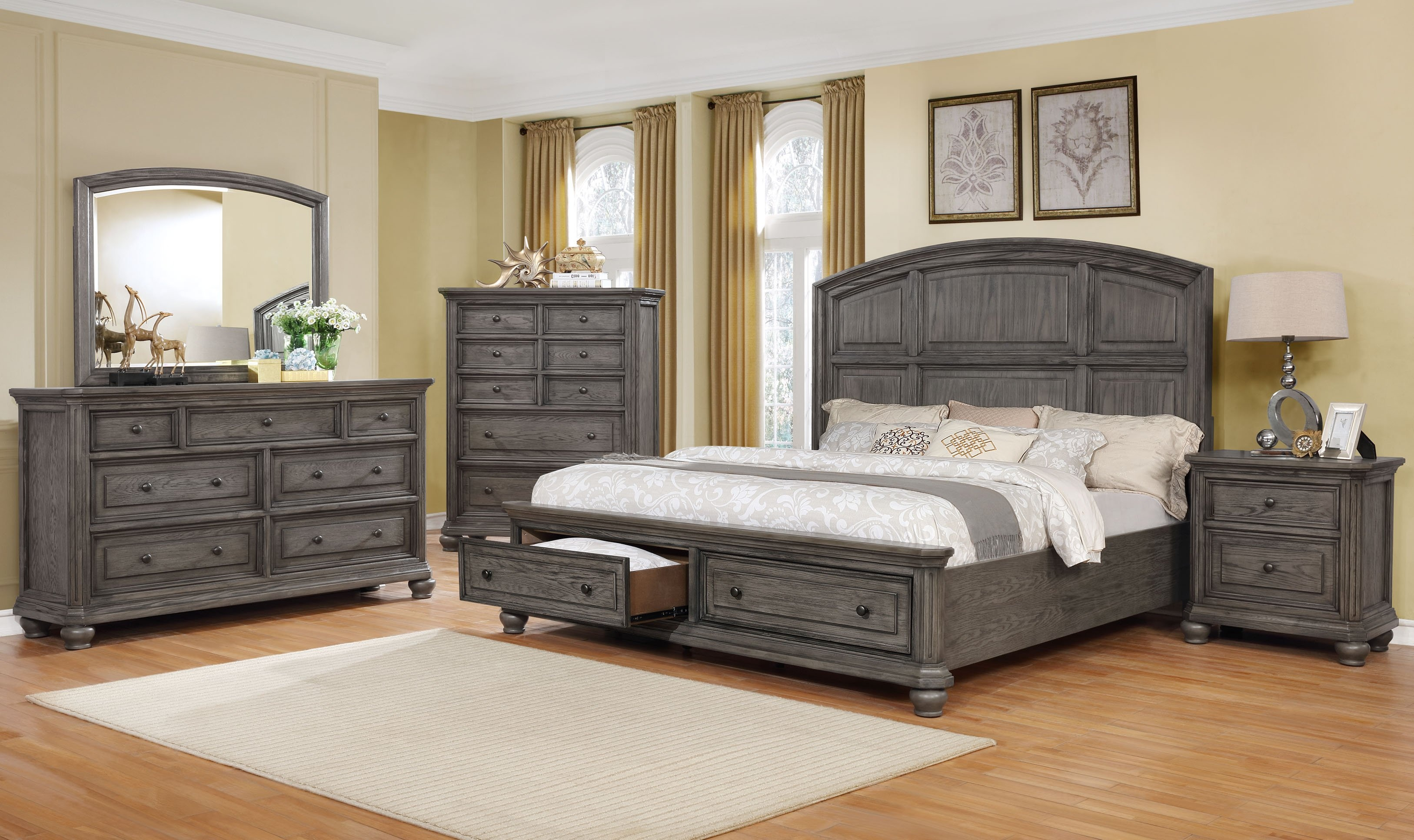 B1885 Lavonia Storage Bedroom Set