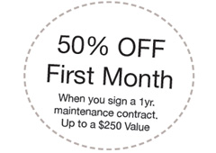 50% OFF First Month||||