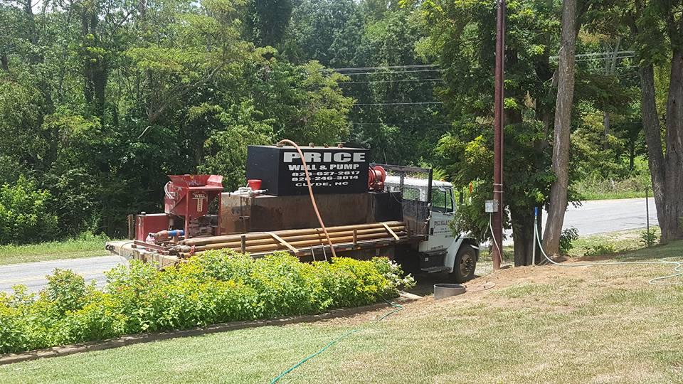 Pumping Truck