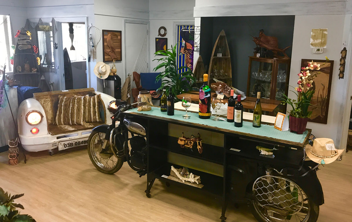 Motorcycle Wine Bar