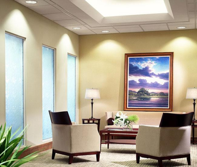 Salvation Army Executive Waiting Area