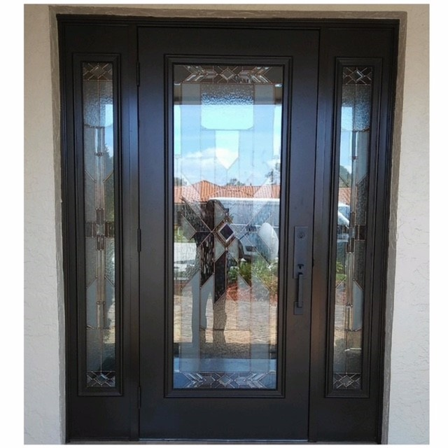 Mohave Door With Sidelites