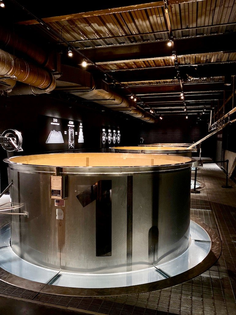 Fermenters - Old Forester Distillery