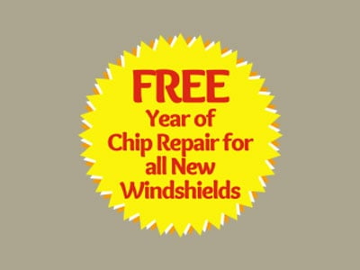 Free Windshield Chip Repair