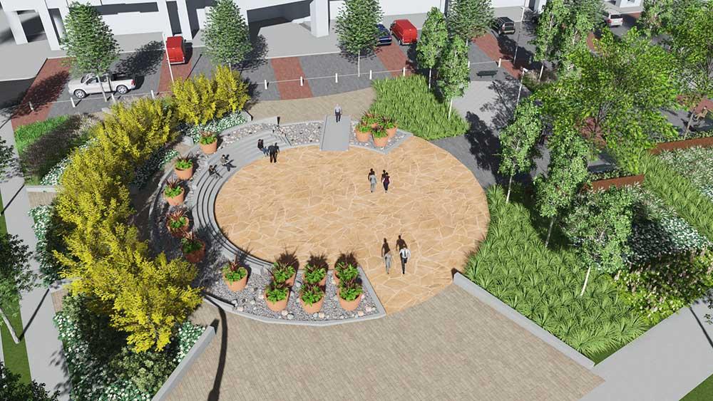 Park Tower Master Plan