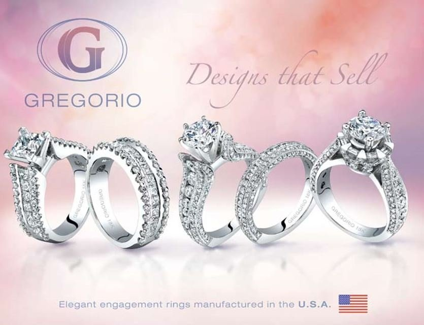 Gregorio Engagement Rings
