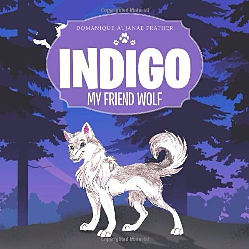 Indigo My Friend Wolf