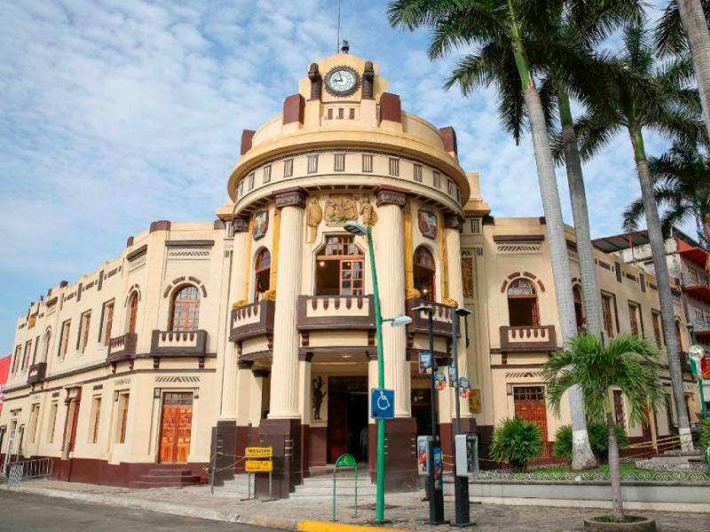 Museo Centro histórico de Tapachula.