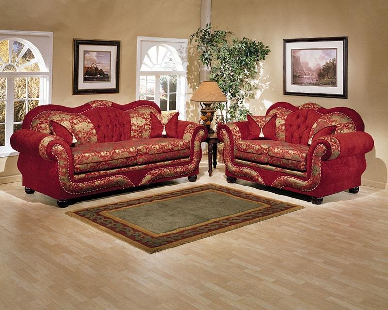 Romelia Sofa Set