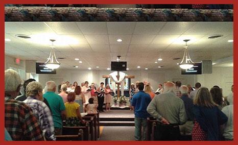 Choir and Congregation