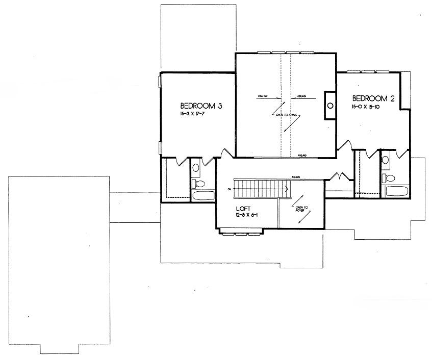 Second Floor Plan