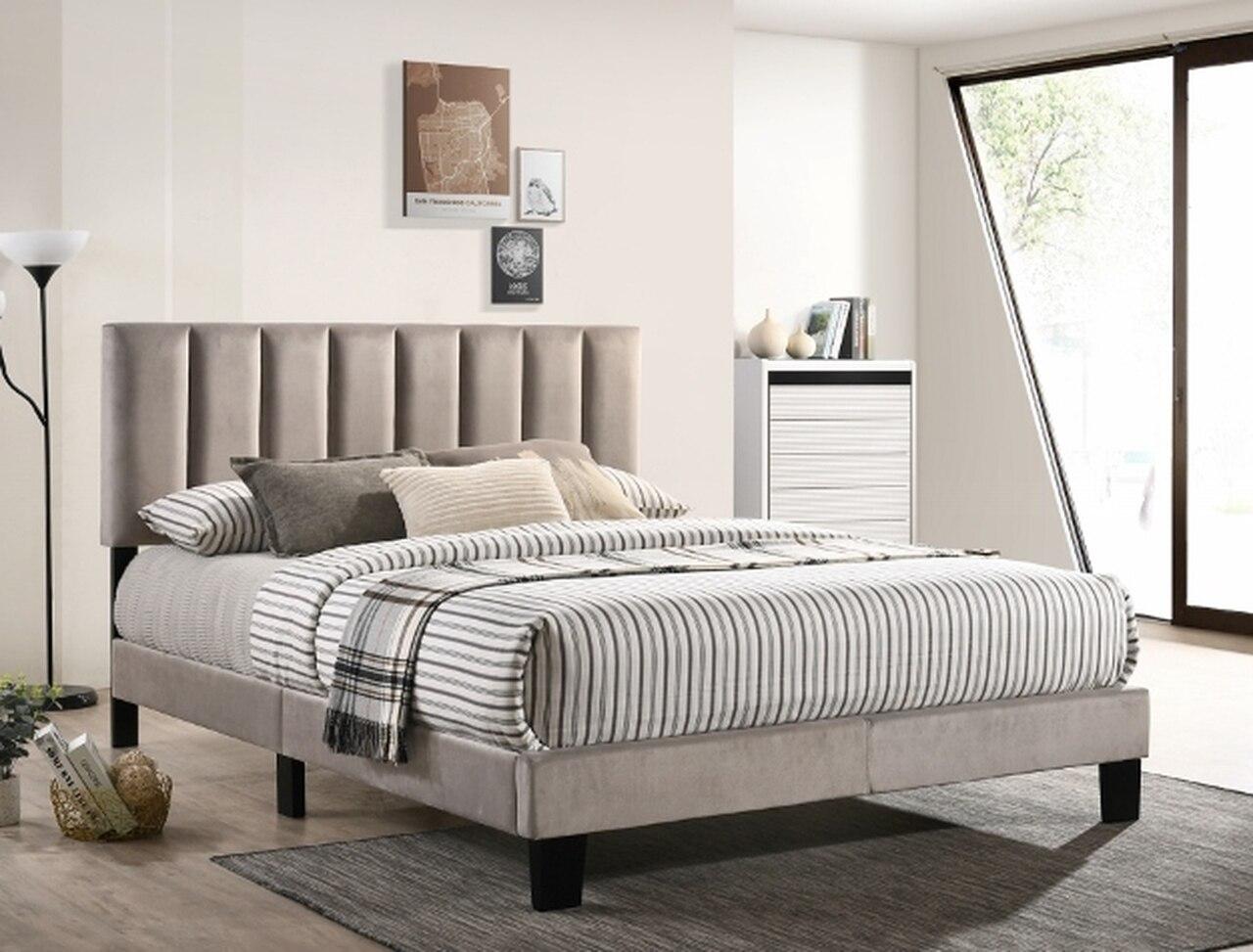 Lyric Platform Bed 5155GY