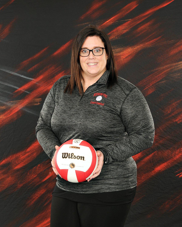 Jess Crawford - 14s Coach