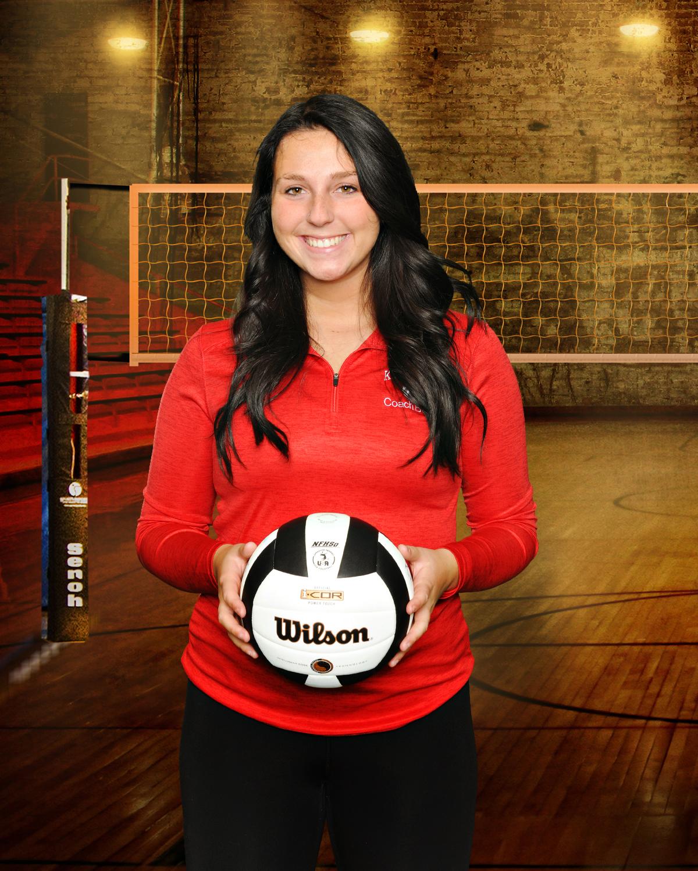 Haley Boyd - 16s Coach