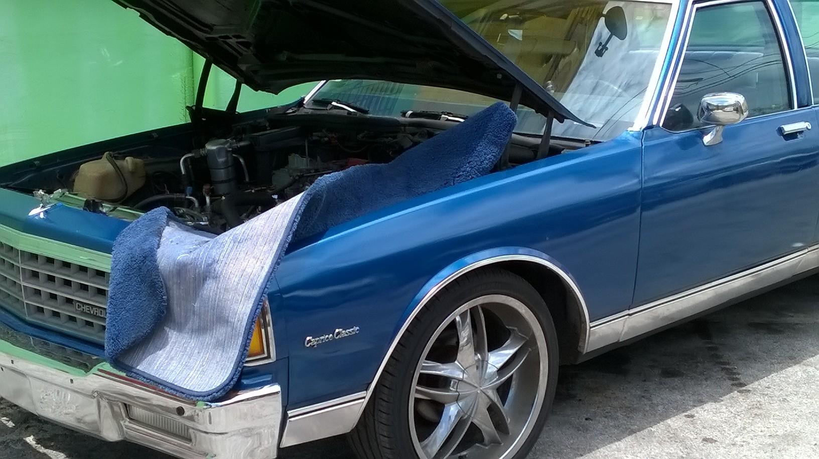 1977 Chevrolet Impala,350