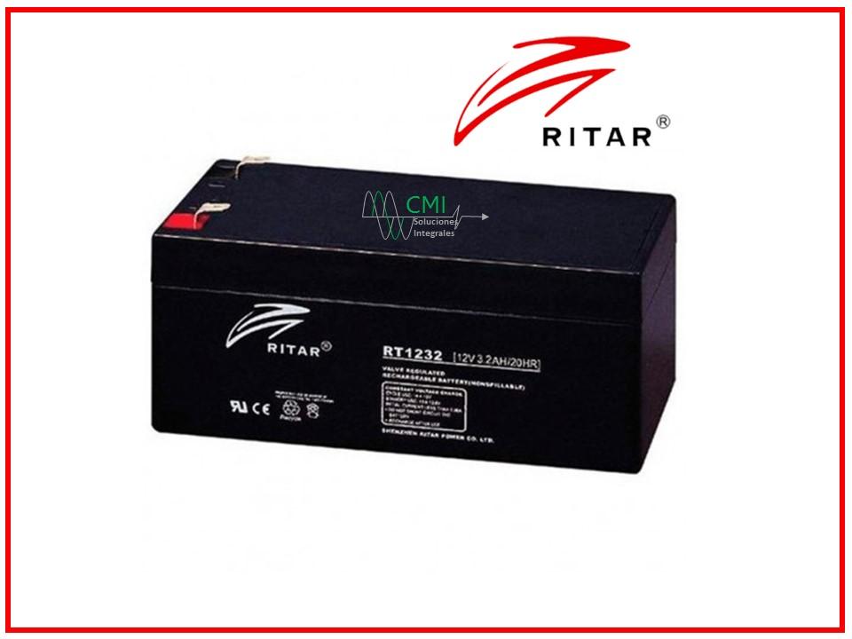 batería 12v 32