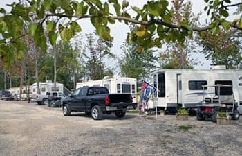 Recreational Vehicle Site