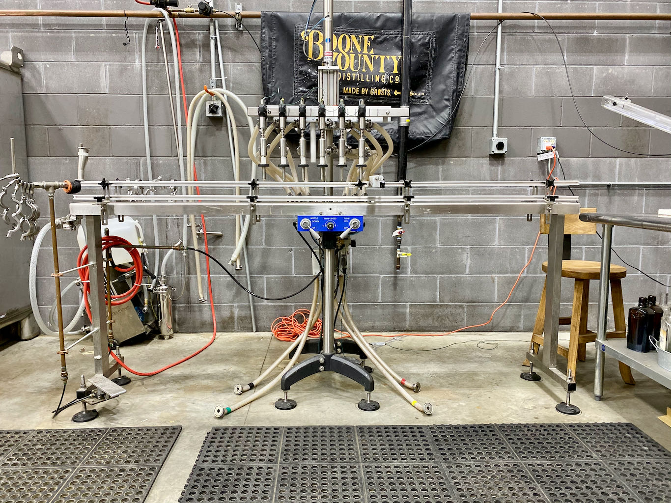 Bottling Line -Boone County Distilling Company