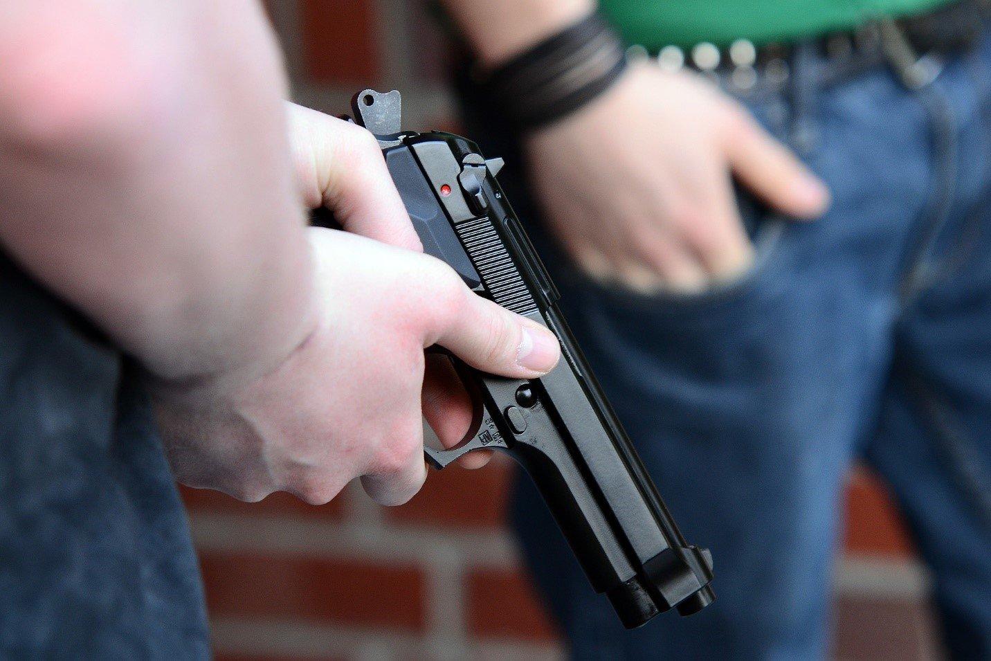 Pistol for Shooting