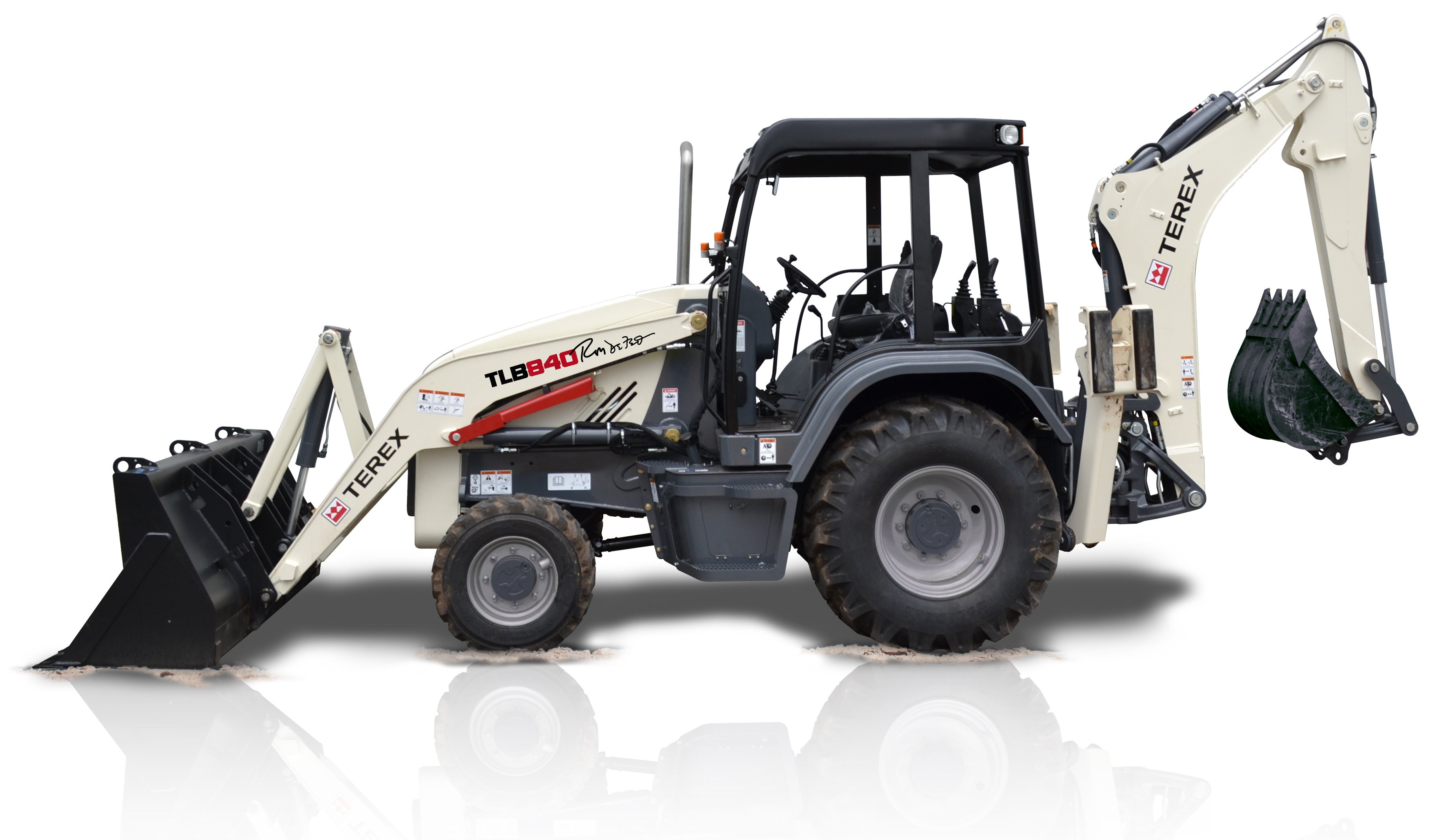 Terex Backhoe  $325/day $975/week $2925/month