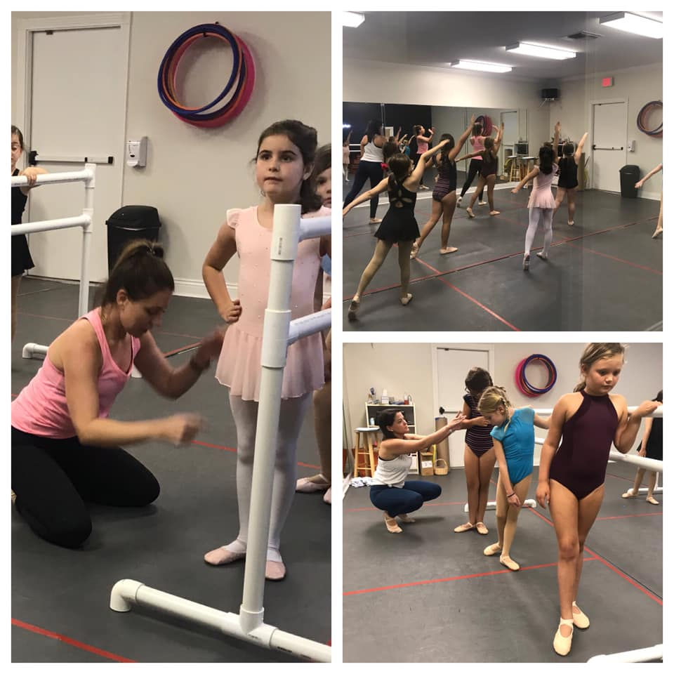 Looking great dancers!!! Let's get to work! #dwdancer #ballet #theresnoplacelikedw