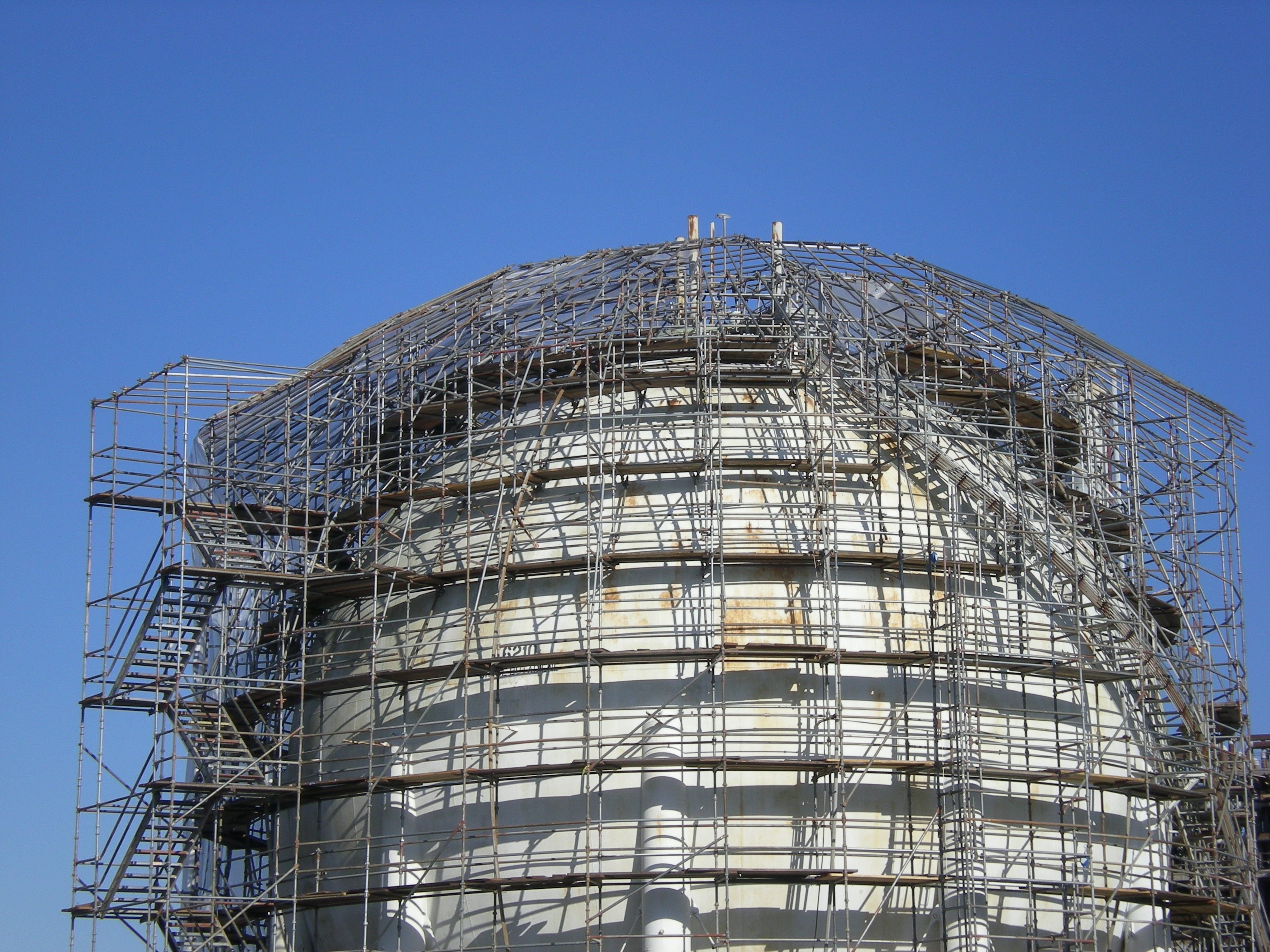 Industrial Insulation Lafayette | Scaffolding Services
