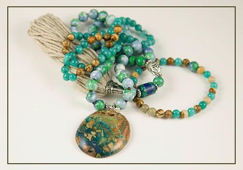 Unique Prayer Beads