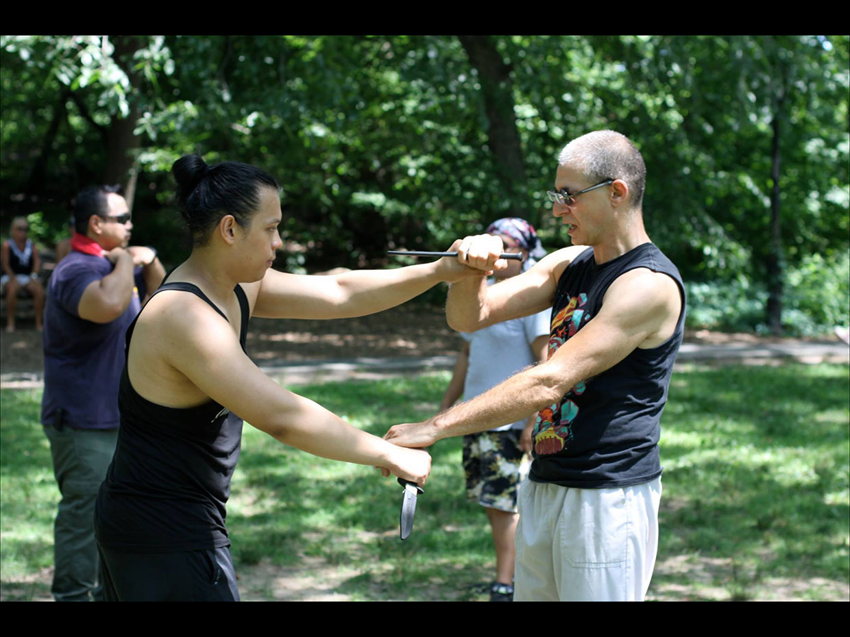 Martial Arts One-on-One Training