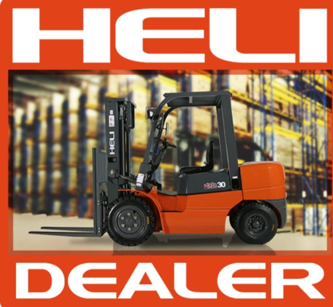 Forklift Dealer