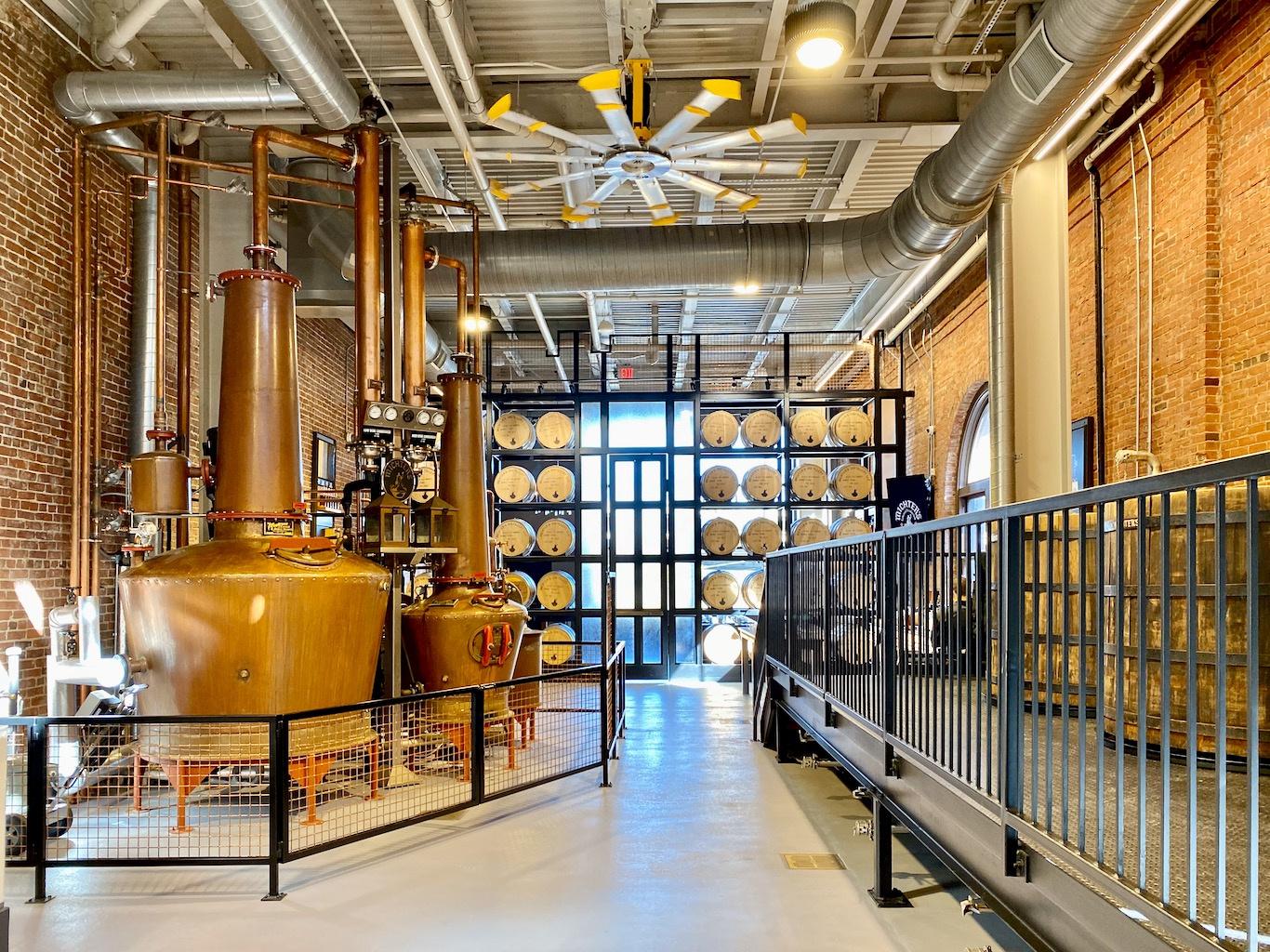 Distillery - Michter's Distillery