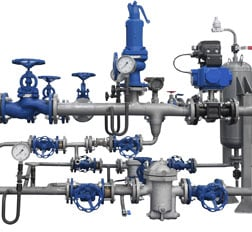 Flow & Pressure Gauges