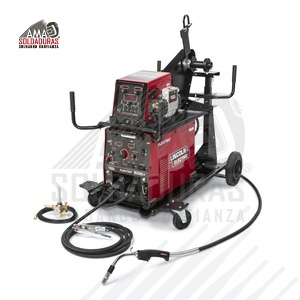 FLEXTEC® 500P Y ALIM. ALAMBRE POWER FEED® 84 READY-PAK® Flextec 500P Multi-Process Welder with Power Feed 84 Ready-Pak K4097-1
