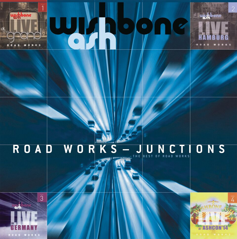 Wishbone Ash - 'Road Works - Junction'