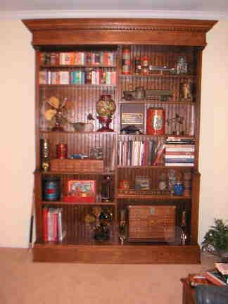 Wooden Heart Antique Furniture 2