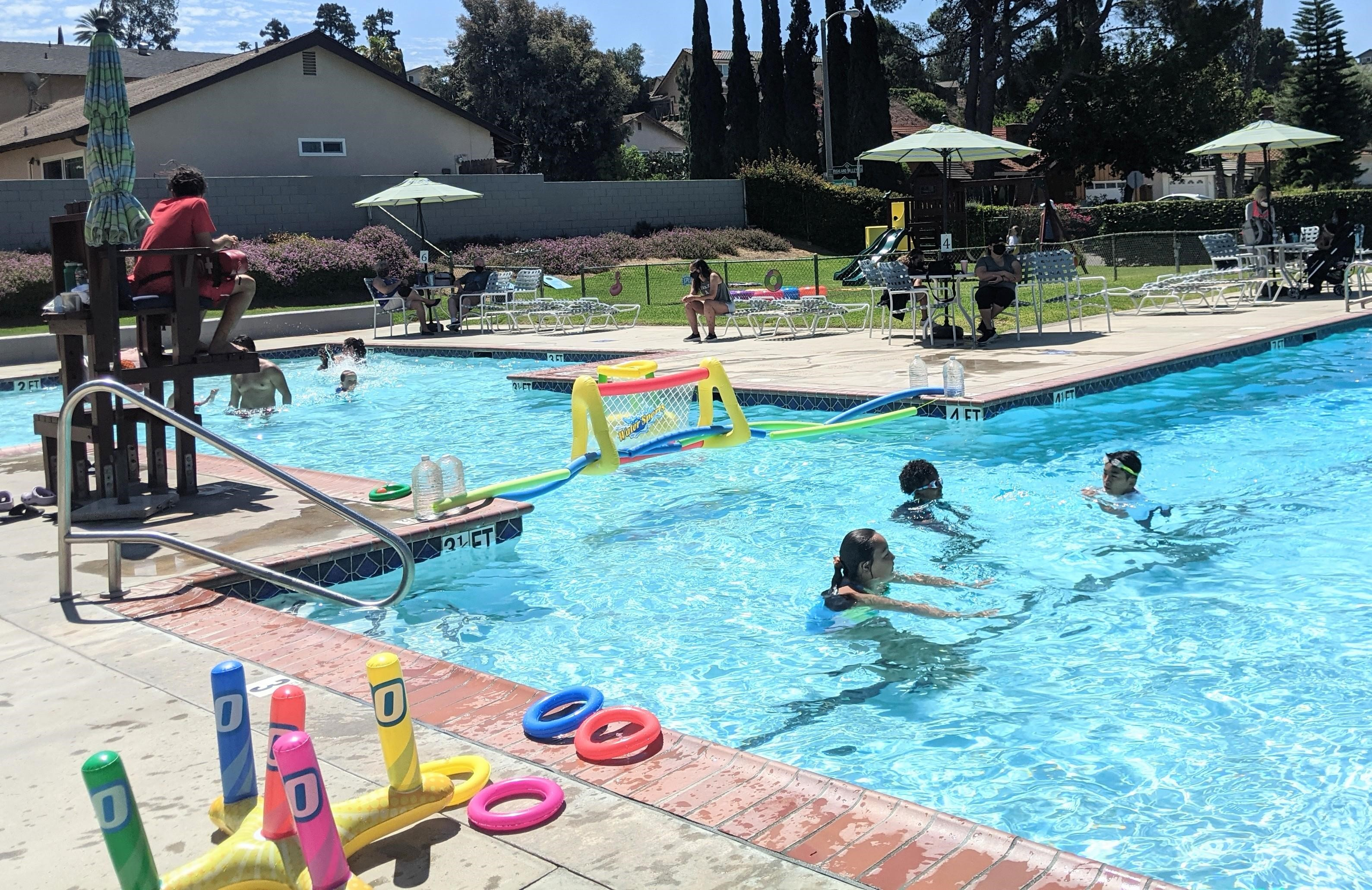 Camp Water Activities