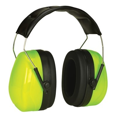 18A Yellow Black Ear Protection